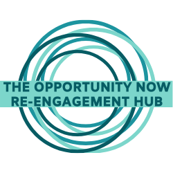 The Opportunity Now Re-Engagement Hub at Martha O'Bryan Center
